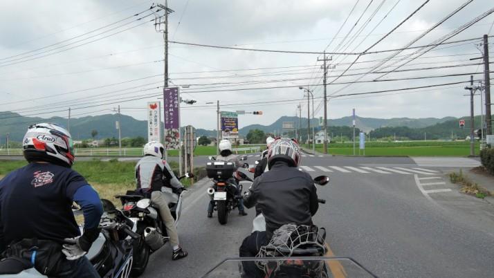6月12日     Freedom  Touring       南会津 のカントリーロード